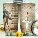 Ballet Personalized HHA1310011 Stainless Steel Tumbler
