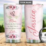 Personalized Daughter To Mom Letter PYZ0710014 Stainless Steel Tumbler