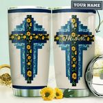 Cross Faith Personalized HTR1710031 Stainless Steel Tumbler