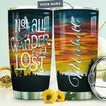 Hiking Personalized HTR0810027 Stainless Steel Tumbler