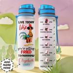 Chicken Personalized HTQ3009017 Water Tracker Bottle