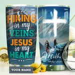Hiking Faith Personalized HTR0810025 Stainless Steel Tumbler