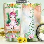 Unicorn Personalized HTR2909027 Stainless Steel Tumbler