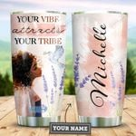Faith Black Women Personalized HHE2809019 Stainless Steel Tumbler