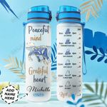 Polar Bear Personalized HHE0210014 Water Tracker Bottle