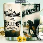 Hiking Personalized HTR0810028 Stainless Steel Tumbler