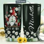 Hippie Gnome Personalized HTQ0810029 Stainless Steel Tumbler