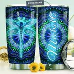 Dragonfly Personalized HTR0910014 Stainless Steel Tumbler
