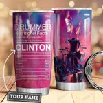 Drummer Personalized MDA0610021 Stainless Steel Tumbler