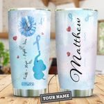 Elephant Diabetes Personalized DHA2509001 Stainless Steel Tumbler