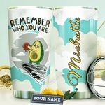 Avocado Personalized HTR0810022 Stainless Steel Tumbler