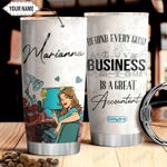 Accountant Personalized THW1610001 Stainless Steel Tumbler