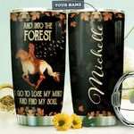 Forest Personalized HHA1310017 Stainless Steel Tumbler