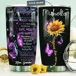 Granddaughter Personalized HHA0710015 Stainless Steel Tumbler