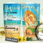 Big Girl Personalized HHE3009014 Stainless Steel Tumbler