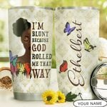 Butterfly FAITH Personalized DNC1510007 Stainless Steel Tumbler