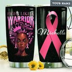 BC Black Women Personalized HHA0610011 Stainless Steel Tumbler
