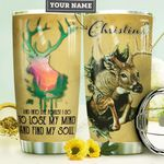 Forrest Personalized MDA0210019 Stainless Steel Tumbler