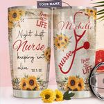 Nurse Personalized HHA1910019 Stainless Steel Tumbler
