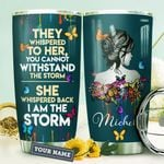 Butterfly Personalized HTR1410024 Stainless Steel Tumbler