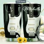 Guitar Personalized HHW0610016 Stainless Steel Tumbler
