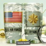 Air Force Personalized MDA0310013 Stainless Steel Tumbler