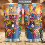 Personalized Old Hippies HLZ2110017 Stainless Steel Tumbler