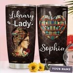 Librarian Personalized TTR2210010 Stainless Steel Tumbler