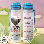 Hiking Personalized HTC2210003 Water Tracker Bottle