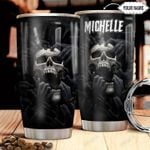Skull Personalized HHA2210019 Stainless Steel Tumbler