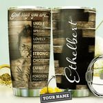 Photographer Personalized DNA2210011 Stainless Steel Tumbler