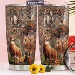 Hunting Life Personalized HHA2210018 Stainless Steel Tumbler
