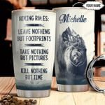 Hiking Personalized HTC2310009 Stainless Steel Tumbler