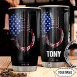 Guitar America Personalized HHR2310016 Stainless Steel Tumbler