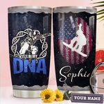 Snowboarding Personalized TTR2610019 Stainless Steel Tumbler