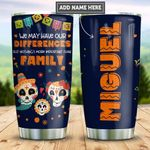 Personalized Mexico Family PYZ2610007 Stainless Steel Tumbler