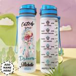 Native American Personalized HTC2710010 Water Tracker Bottle
