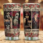 Skull Lover Advices KD2 ZZL2710014 Stainless Steel Tumbler