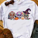 Sugar Skull Halloween HRR3009014 Classic T Shirt