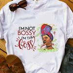 Black Boss Girl HAR2409020 Classic T Shirt