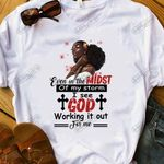 Black Women Faith DNR2309019 Classic T Shirt