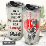Samurai Personalized HHW2910007 Stainless Steel Tumbler