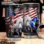 Horse Personalized THW2910021 Stainless Steel Tumbler