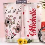 Skull Personalized HTC2910018 Stainless Steel Tumbler