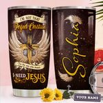 Faith Personalized TTR2910029 Stainless Steel Tumbler