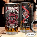 Firefighter Personalized NNR2910031 Stainless Steel Tumbler