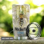 Bee Personalized MDA3010025 Stainless Steel Tumbler
