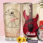 Guitar Personalized HTC3010016 Stainless Steel Tumbler