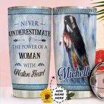 Native American Personalized HTC3110009 Stainless Steel Tumbler