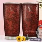 Hummingbird Personalized TTR3110025 Stainless Steel Tumbler